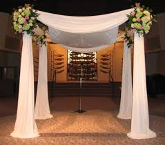 chuppah decorations