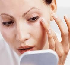 dry skin eye