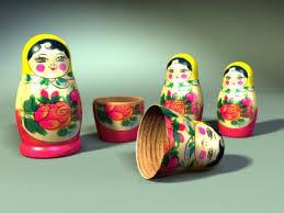 polish nesting dolls