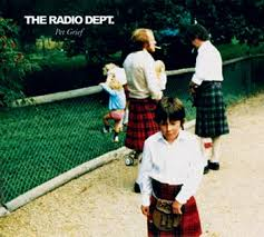 The Radio Dept - Pet Grief
