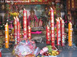china candles