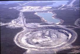 ekati diamond mines