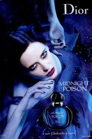 dior perfume ads