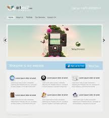 best website layout