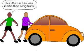 inertia car