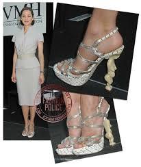 goddess shoe