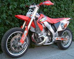 honda cr500 supermoto