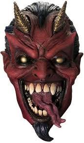 drawings of evil demons