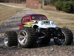 rc monster truck bodies