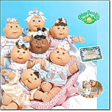 cabbage patch kid babies