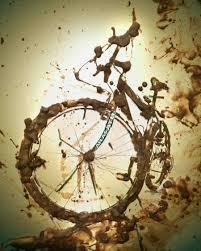 mud bicycle