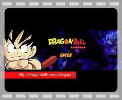dragonball videos
