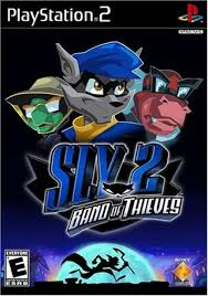 sly cooper games