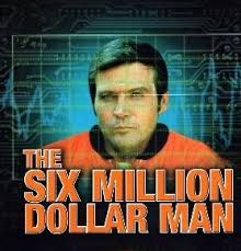 six million dollar man photos
