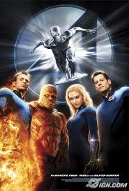 fantastic four silver surfer movie