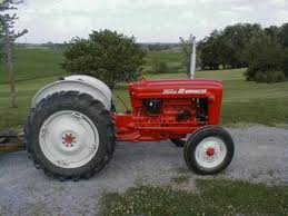 601 ford tractor