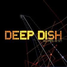 deep dish george is on