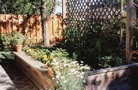 flower beds designs