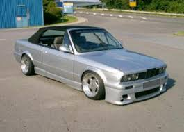 bmw e30 front bumper
