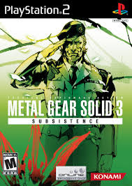 metal gear 1 ps2