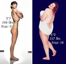big and tall woman