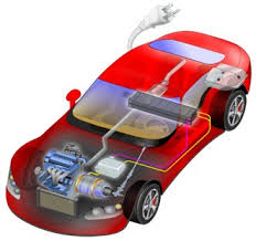 hybrid electric motor