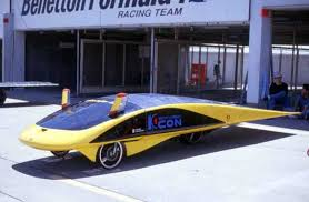 electric powered vehicle