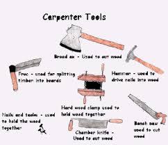 carpenter nail