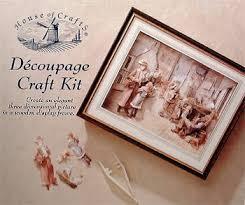 craft decoupage