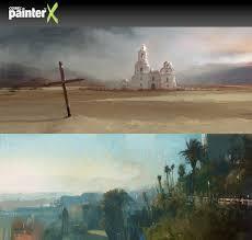 corel paint x