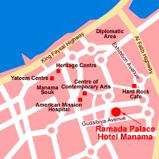 bahrain palace