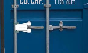 locking container