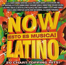 now esto es musica latino