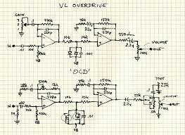 fulltone ocd schematic