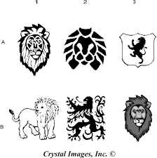 lion art pictures