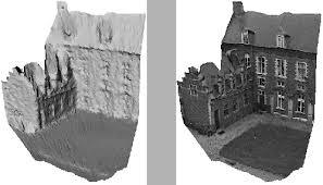 3d surface model