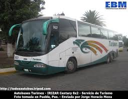 autobuses turimex