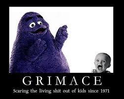 grimace toy