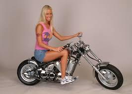 mini chopper motorbike