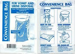 convenience bag