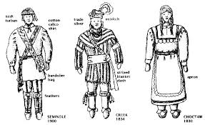 native americans clothing