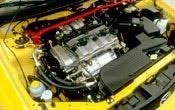 protege 5 engine