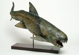 giant prehistoric fish