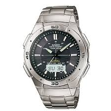 casio stainless steel