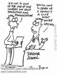 drama at school
