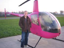pink helicopters