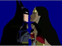 batman woman