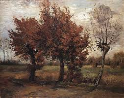 vincent van gogh landscape paintings