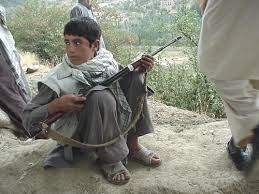 child soldier pictures