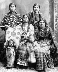 shoshone women